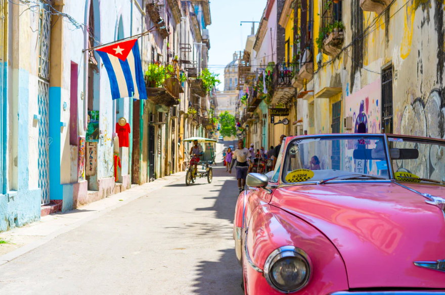 Can you travel to Cuba with a criminal record?