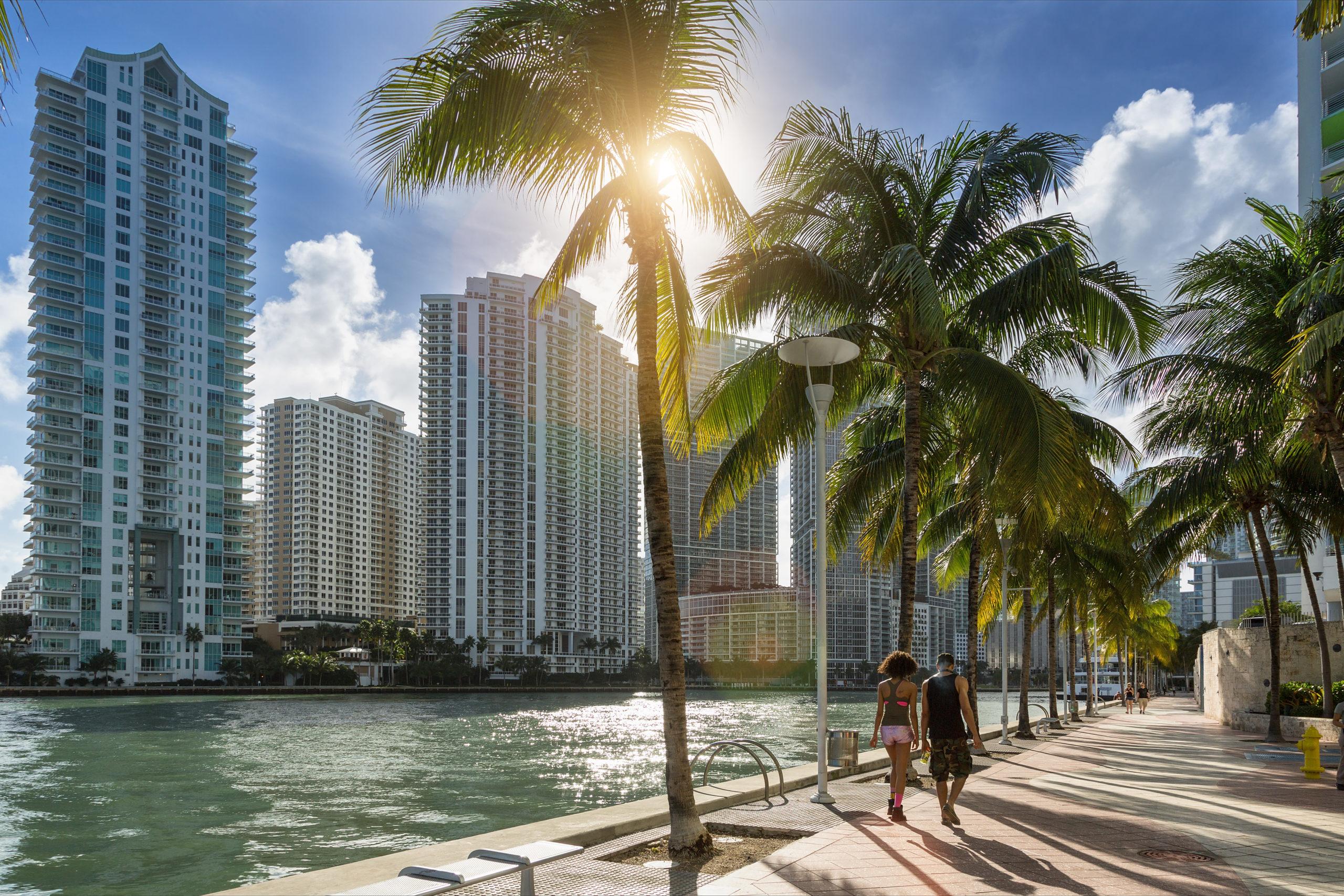 Miami, Florida, Snowbirds